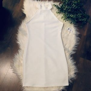 Charlotte Russe beautiful white dress!